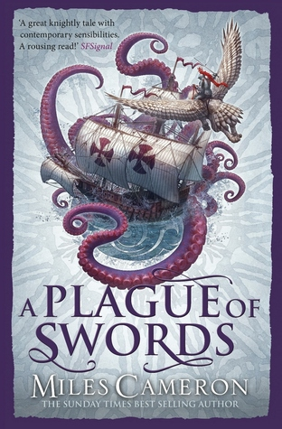 Hob's Review of A Plague of Swords By Miles Cameron