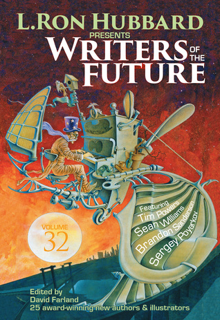 Hob's review of Writers of the Future Vol 32