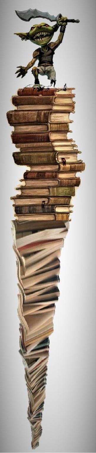 Time for a Book Haul or as I like to call it A.T.L.A.S.