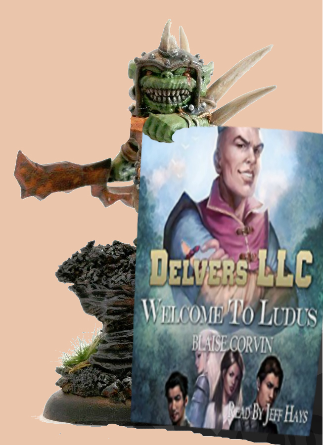 Hob's review of Delvers LLC. by Blaise Corvin