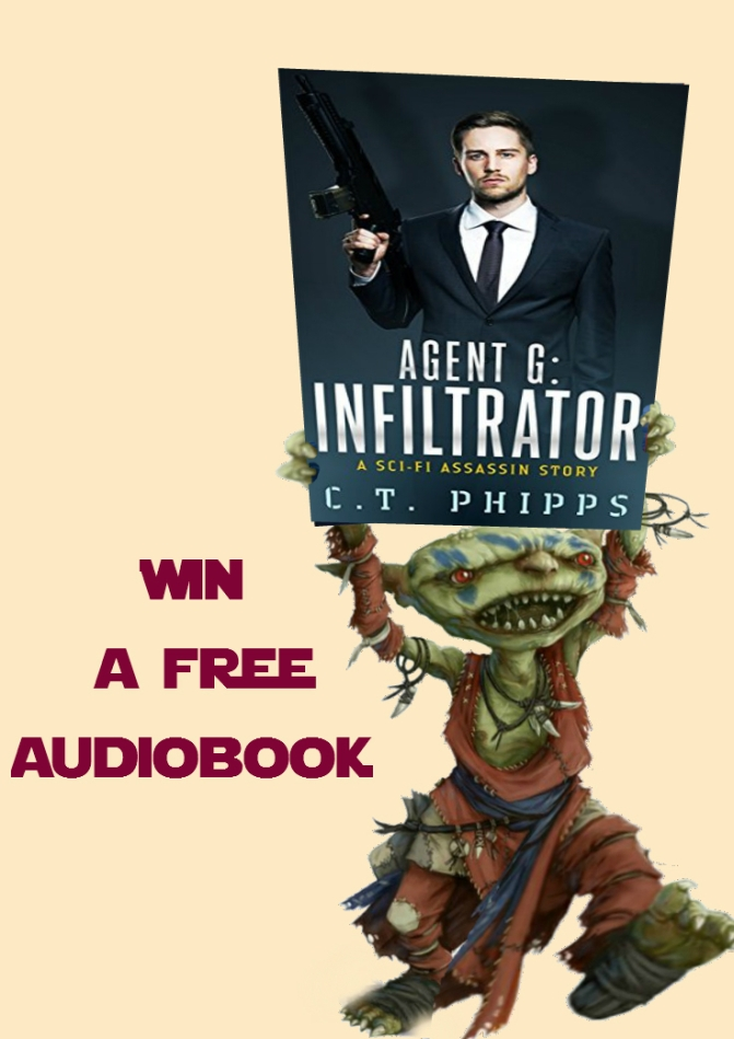 Hob's Review of Agent G: Infiltrator  By C. T. Phipps