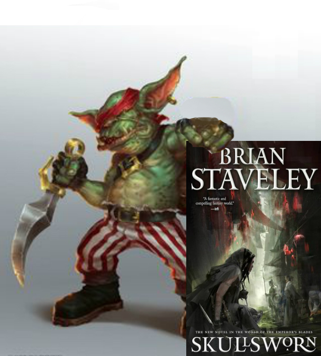 Hob's Review of Skullsworn by Brian Staveley