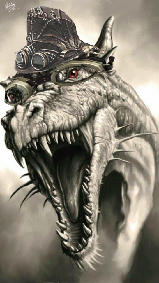 SP dragon