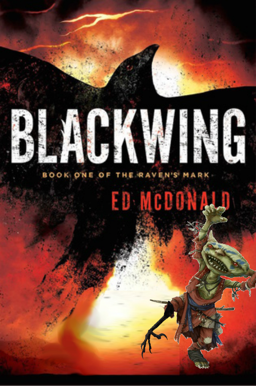 Interview with Ed McDonald