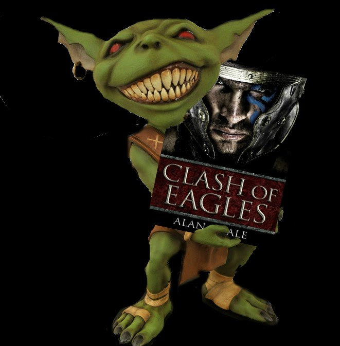 Giveaway For an Autographed copy of Clash of Eagles