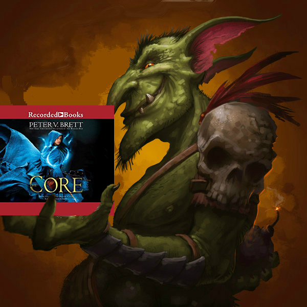 Hob's Review of The Core by Peter V. Brett